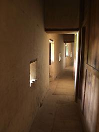 土楼の隠し廊下